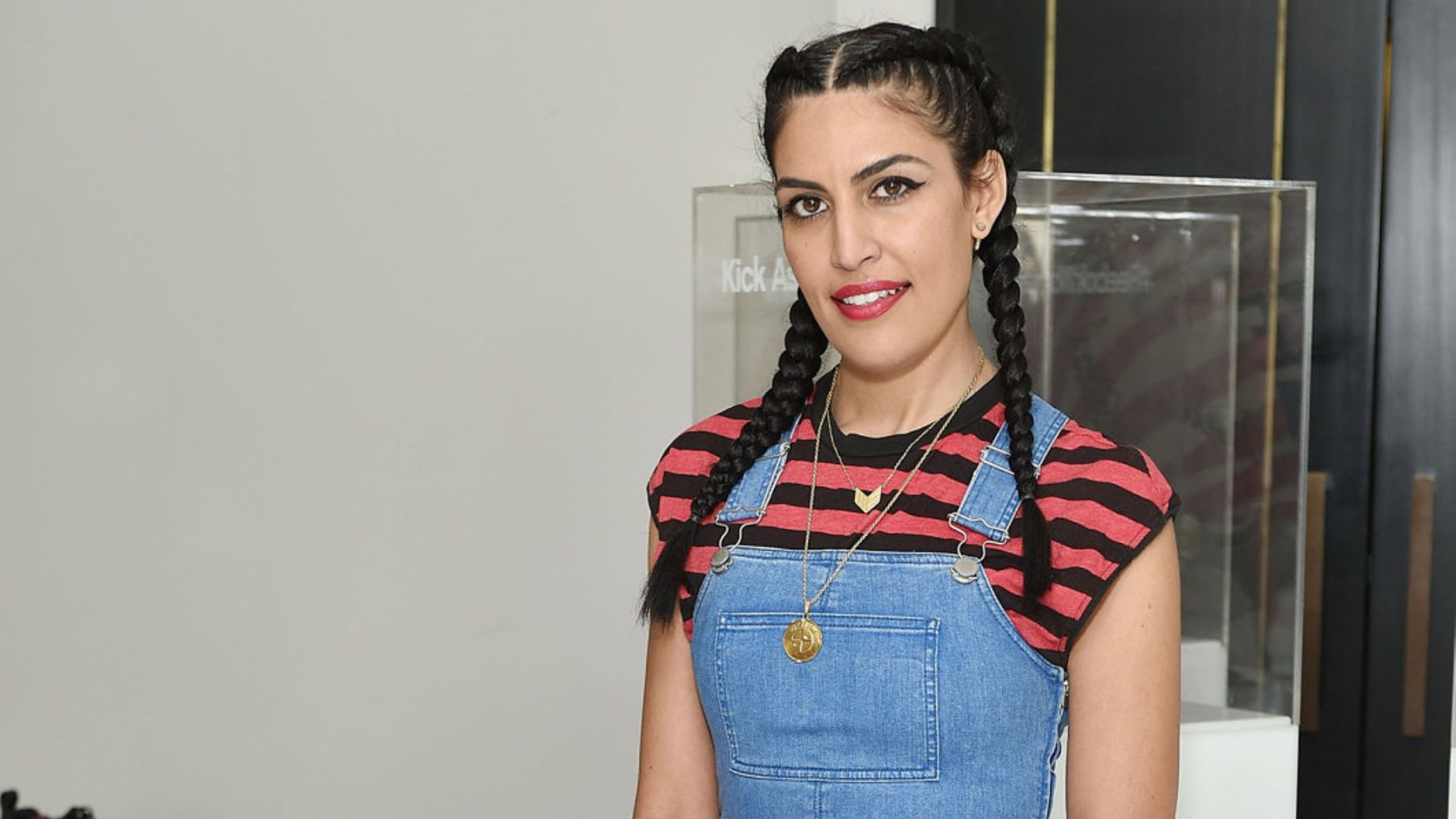 Melody Ehsani has an estimated net worth of $2 million, all earned from her fashion designing business.