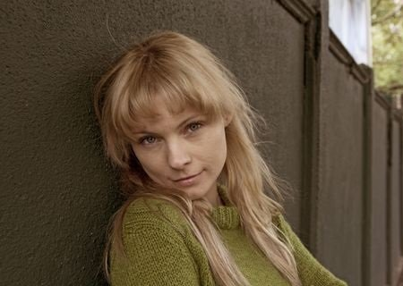 MyAnna Buring in the TV Series, 'White Heat'.