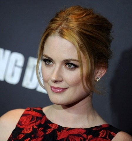Alexandra Breckenridge's net worth is $2.5 million.