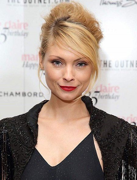 'The Witcher' actress, MyAnna Buring controls a Net Worth of $4.5 million.