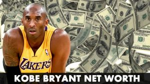 Kobe Bryant Net Worth | sources of earnings, endeavors, lakes, children