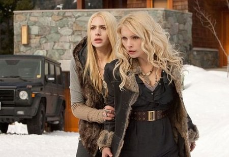 MyAnna Buring in 'The Twilight Saga: Breaking Dawn'.