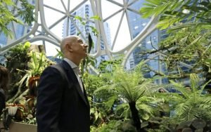 Jeff Bezos Pledged $10 Billion to tackle Climate Change. The Discussion.
