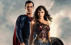 Superman (Henry Cavill) vs. Wonder Woman (Gal Gadot) — The Wage War