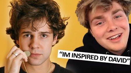 Alex Warren and David Dobrik.