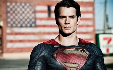 Henry Cavill was cast as the next Superman in the modern-day DC franchise movie, 'Man of Steel'.