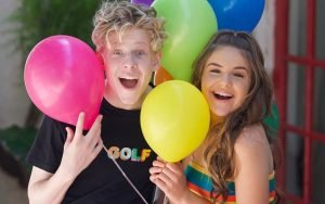 Liper's Official! Piper Rockelle and Crush Lev Cameron Confirmed to Be Girlfriend-Boyfriend