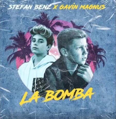 Gavin Magnus and Stefan Benz for the cover of 'La Bomba.