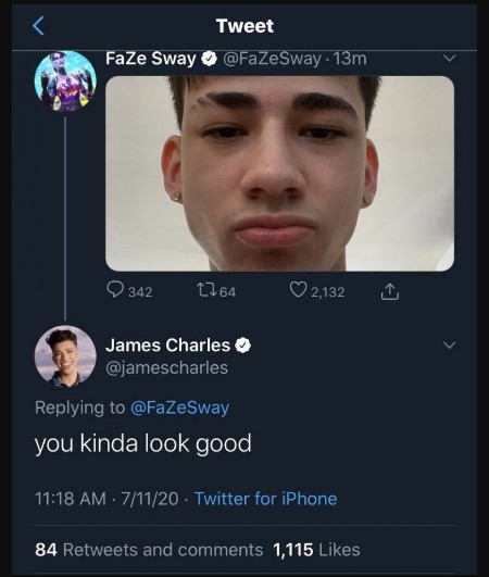 james charles jail baited, james charles jail bates, james charles jail bated, james charles jail bait