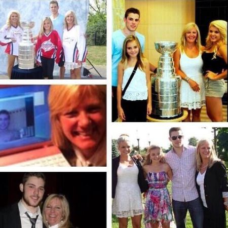 Tyler Seguin family, mother and sister