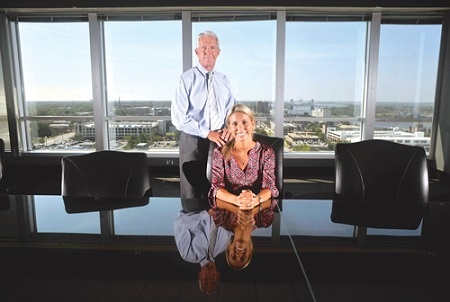 """PPD, Inc., founder Fred Eshelman and his daughter Kimberly Eshelman Batten are pursuing a higher profile for the Eshelman Foundation after """"staying under the radar"""" since its founding in 2008."""
