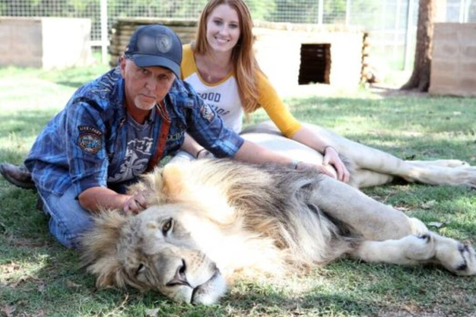 tiger king jeff lowe and lauren lowe arrested for possible dui